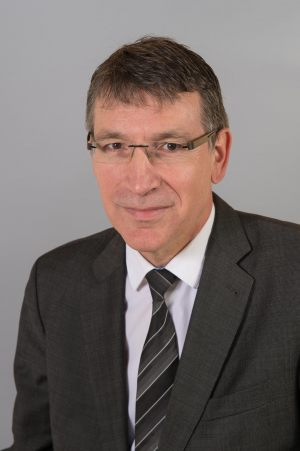 Bernard Perret<br/>Maire
