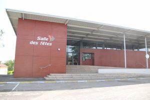 Salle des fêtes de Viriat
