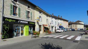 Viriat - Le Centre village